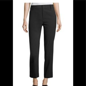 Vince tapered mid rise ankle pant